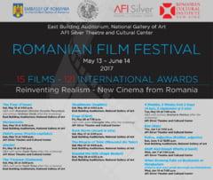 Festival de film romanesc la Washington