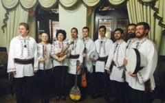 Festival international de muzica veche traditionala, sambata, la Galati