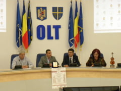"Festivalul ""Lica Militaru"" de la Draganesti Olt, la prima editie"