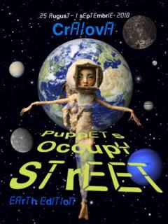 "Festivalul ""Puppets Occupy Street"" aduce la Craiova artisti din 17 tari!"