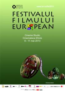Festivalul Filmului European incepe la Bucuresti