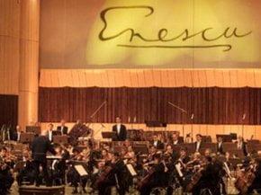 Festivalul George Enescu incepe duminica, casa s-a inchis