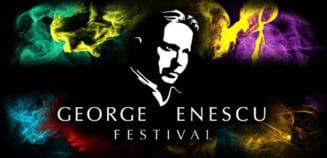 Festivalul George Enescu incepe sambata, cu opera Oedip. Vezi programul si televizarile