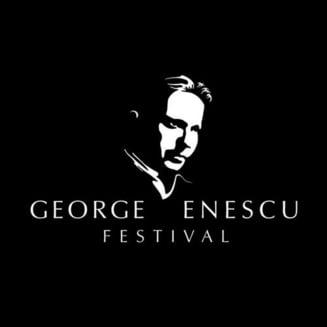Festivalul George Enescu organizat la Timisoara in 2023. Este anul in care orasul va fi Capitala Europeana a Culturii