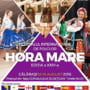 """Festivalul International de Folclor """"HORA MARE""""- editia a XXIV-a/ Solistele Nineta Popa si Elena Merisoreanu in recital, in cea de-a treia seara a festivalului"""