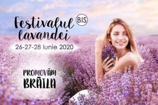 Festivalul Lavandei din Baragan revine weekendul acesta! Se anunta o editie cu si mai multa culoare