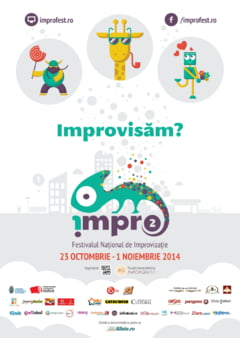 Festivalul National de Improvizatie se pregateste sa-si aleaga campionii