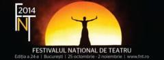 Festivalul National de Teatru: 10 zile-eveniment si 31 de productii, dintre care 3 craiovene!