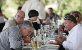 Festivalul degustatorilor de film si arta culinara, la Bucuresti