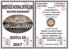 Festivalul folcloric unic in Romania revine in zona Buzaielor