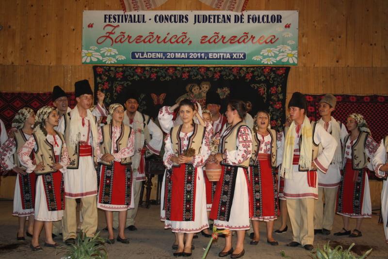 """Festivalul judetean de folclor """"Zarzarica, zarzarea"""""""