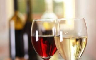 Festivalul vinului dobrogean Pontus Euxinus, in Piata Ovidiu