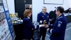 Festivitati la IPJ Bacau cu ocazia Zilei Politiei Romane