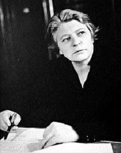 Fete ale comunismului romanesc: Ana Pauker