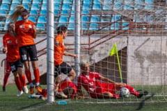 Fetele de la FC Universitatea vor sa adune puncte la Becicherecu Mic ca sa ramana pe podium