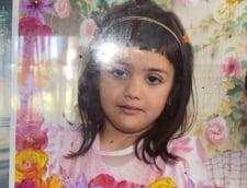 Fetita de 7 ani din Ilfov, data disparuta de familie, a fost gasita langa un lan de porumb
