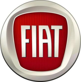 Fiat opreste productia din Italia pentru doua saptamani