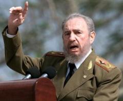 Fidel Castro a aparut in public dupa patru ani
