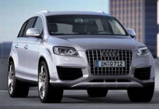 Fiecare al saselea Audi vandut in Romania in 2008 a fost un Q7