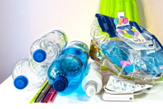 Fiecare sticla de apa, suc sau bere, taxata cu 50 de bani. Suma poate fi recuperata la returnarea ambalajului