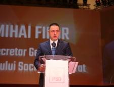 Fifor, la congresul PSD din august
