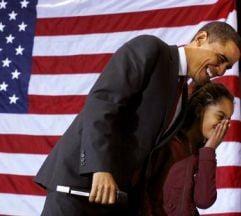 Fiica cea mare a lui Obama vrea biroul lui Lincoln