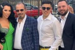 Fiica lui Cristian Popescu Piedone s-a casatorit religios. Cum arata rochia de mireasa a Anei