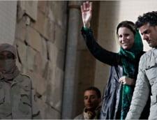 Fiica lui Gaddafi rupe tacerea: Ce se petrece in prima familie a Libiei