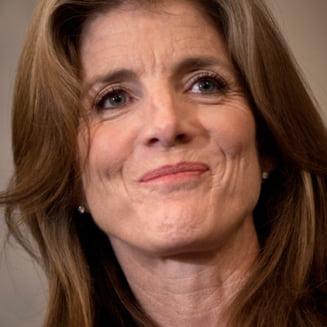Fiica lui John. F Kennedy va fi ambasador SUA in Japonia