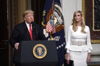 Fiica lui Trump ar putea fi propunerea SUA pentru sefia Bancii Mondiale