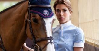 Fiica printesei Caroline de Monaco, imaginea casei Gucci