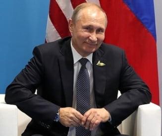 Fiica purtatorului de cuvant al lui Putin lucreaza in Parlamentul European