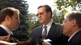 Filat, Lupu si Ghimpu au semnat reconstituirea Aliantei pentru Integrare Europeana