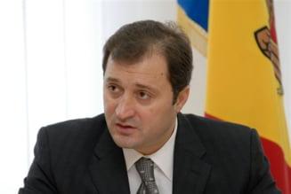 Filat il invita pe Voronin la negocierile pentru alegerea presedintelui R. Moldova