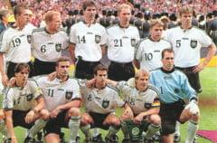 File din istoria Campionatului European de fotbal: Golul de aur a decis finala la Euro '96