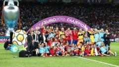 File din istoria Campionatului European de fotbal: Spania si tripla coroana la EURO 2012