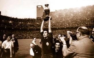 File din istoria Campionatului European de fotbal: Spania triumfa sub ochii lui Franco (1964)