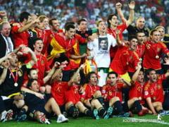 File din istoria Campionatului European de fotbal: Tiki-taka isi incepe valsul la EURO 2008