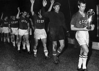 File din istoria Campionatului European de fotbal: URSS, prima regina a Europei (1960)