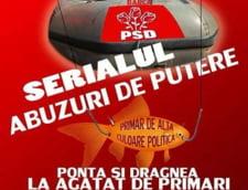 Film anti-PSD, lansat de ACL in fata Guvernului: Interzis consumul de popcorn, permise doar floricele