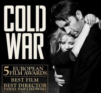 """Filmul """"Cold War"""", marele invingator la gala premiilor Academiei de Film Europene: Vezi lista castigatorilor"""