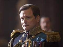 """Filmul """"King's Speech"""" a primit cele mai multe nominalizari la Globurile de Aur"""