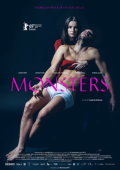 "Filmul ""Monstri."", regizat de Marius Olteanu, disponibil pe HBO GO in 15 tari"