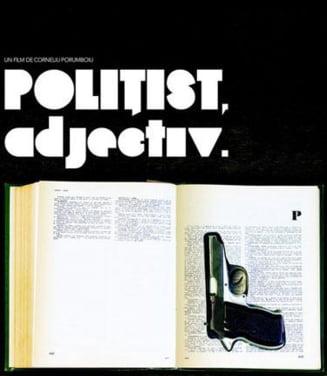"""Filmul """"Politist, adjectiv"""", marele castigator al Premiilor Gopo 2010"""