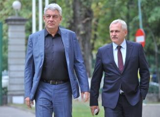 """Filmul """"confruntarii barbatesti"""" din PSD: Cum au ajuns Tudose si Dragnea sa se puna de acord pe lista de ministri care trebuie schimbati"""