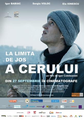 Filmul La limita de jos a cerului, de Igor Cobileanski, selectionat la festivaluri la Varsovia si Kiev