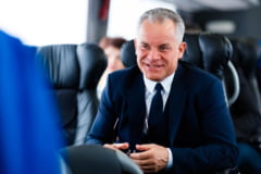 Filmul caderii regimului Plahotniuc: Dupa anuntul de retragere, cateva avioane charter ar fi decolat de pe aeroportul din Chisinau UPDATE