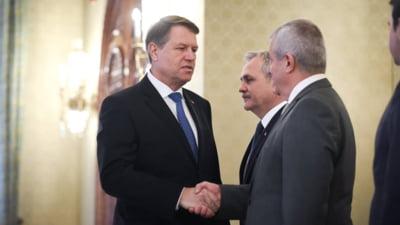 Filmul consultarilor pentru un nou premier. Iohannis a primit doua propuneri. Ce va alege?