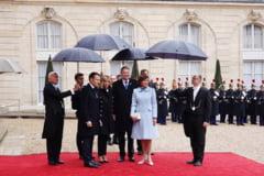 Filmul evenimentului emotionant de la Paris, unde liderii lumii s-au adunat la 100 de ani de la terminarea Primului Razboi Mondial (Foto&Video)