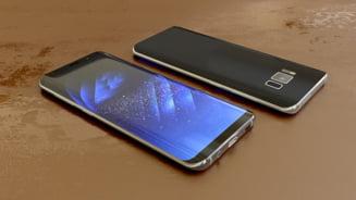 Filmul unuia dintre cele mai mari furturi de telefoane mobile comise în România. Smartphone-uri de 1,4 milioane de euro, furate în 30 de minute